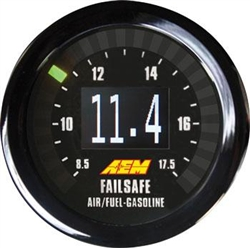 AEM Universal Wideband Failsafe Gauge