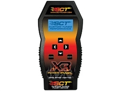 SCT DCX 3200 X3 tuner with preloaded tunes